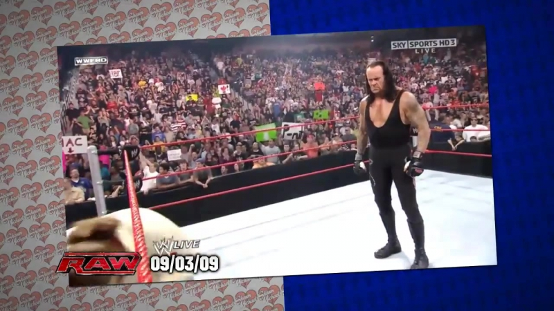 The Undertaker vs. Shawn Michaels (ЧАСТЬ 1)