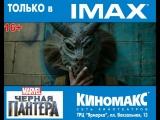 Черная Пантера в Киномакс. Астрахань, ТРЦ Ярмарка, 3 этаж