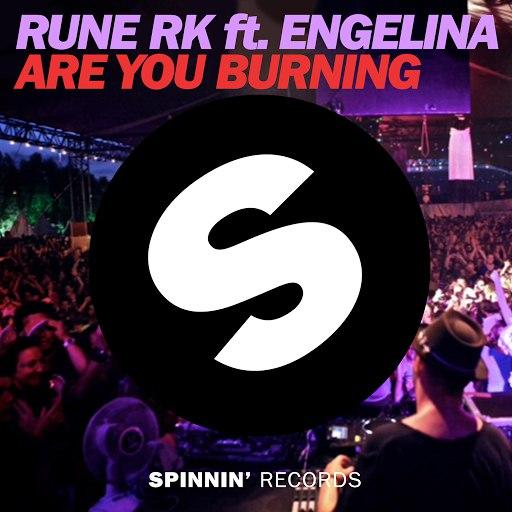 Rune RK альбом Are You Burning