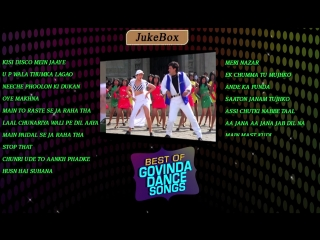 Best Of Govinda Songs Collection _ Superhit Dance Songs Vol 2 _ 90s