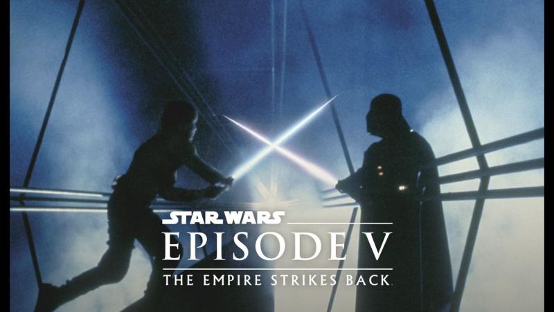 Звёздные войны: Эпизод 5 – Империя наносит ответный удар 1980 Гаврилов VHS