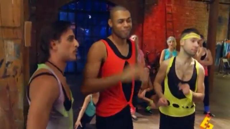ДаЁшь МолодЁжь! - Школа танцев Алекса Моралеса - Танец для Баскова