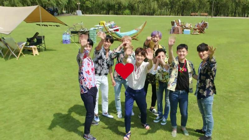 170910 Visit Seoul: Gangwon @ EXO