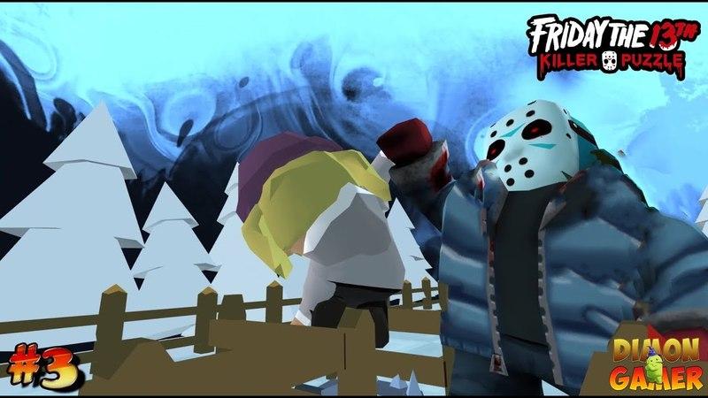 Прохождение игры Friday the 13th: Killer Puzzle (PC) 3 (Зимнее Наваждение)