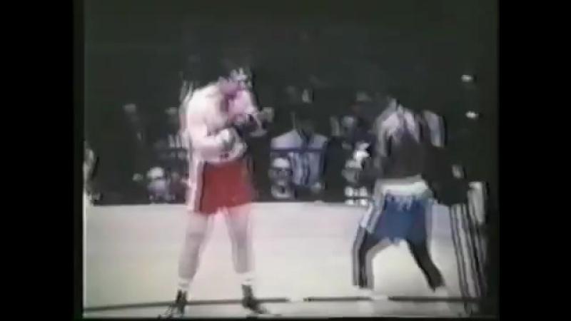 Джордж Чувало vs Джо Фрейзер (полный бой) [19.07.1967]