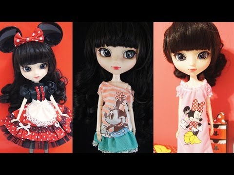 Minnie Mouse Pullip [Clothing Accessories]