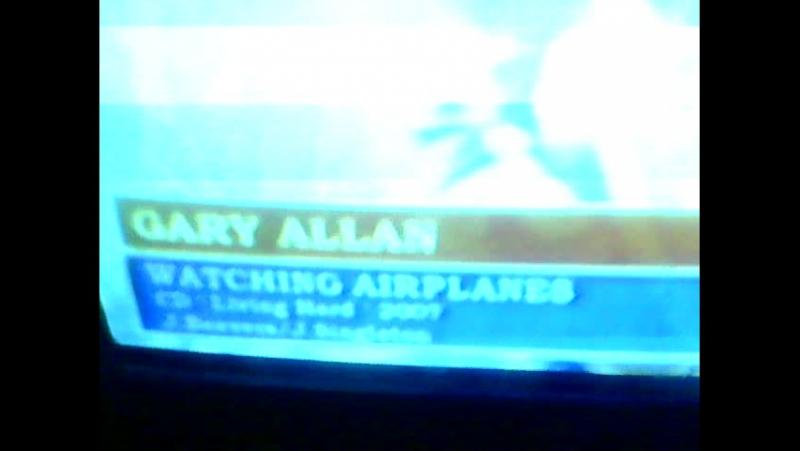 Gary Allan-Watching Airplanes (СТС)
