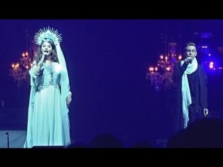 2-Pie Jesu (Requiem, Elesium) - Sarah Brightman и Narcis - St.Petersburg, 28.11.2017
