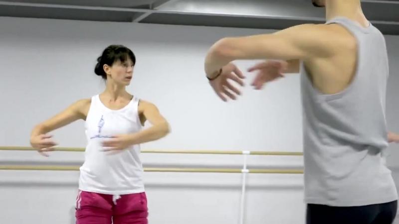 Александра Рудик / contemporary ballet / по средам, 19:30-21:30