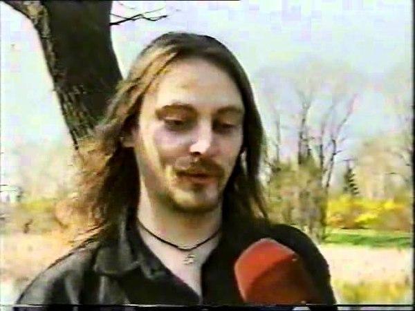 My Dying Bride - AaronAndrew wywiad 95 PL