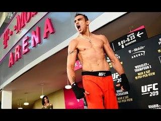 ТОНИ ФЕРГЮСОН: ХАБИБ СЛОМЛЕН ПЕРЕД БОЕМ НА UFC 223