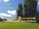 МузАрт тобы-Сенін көзін(Караоке) МузАрт