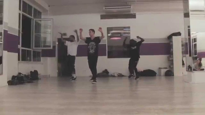 Jessie Ware - Say You Love Me (Alex Adair Remix) - Choreography by Denis We
