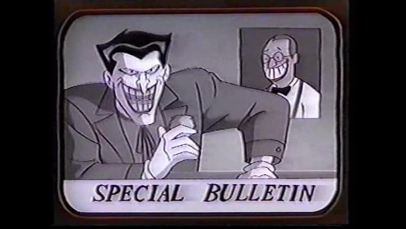 Бэтмен: Мультсериал / Batman: The Animated Series (отрывок в переводе Кашкина) 01