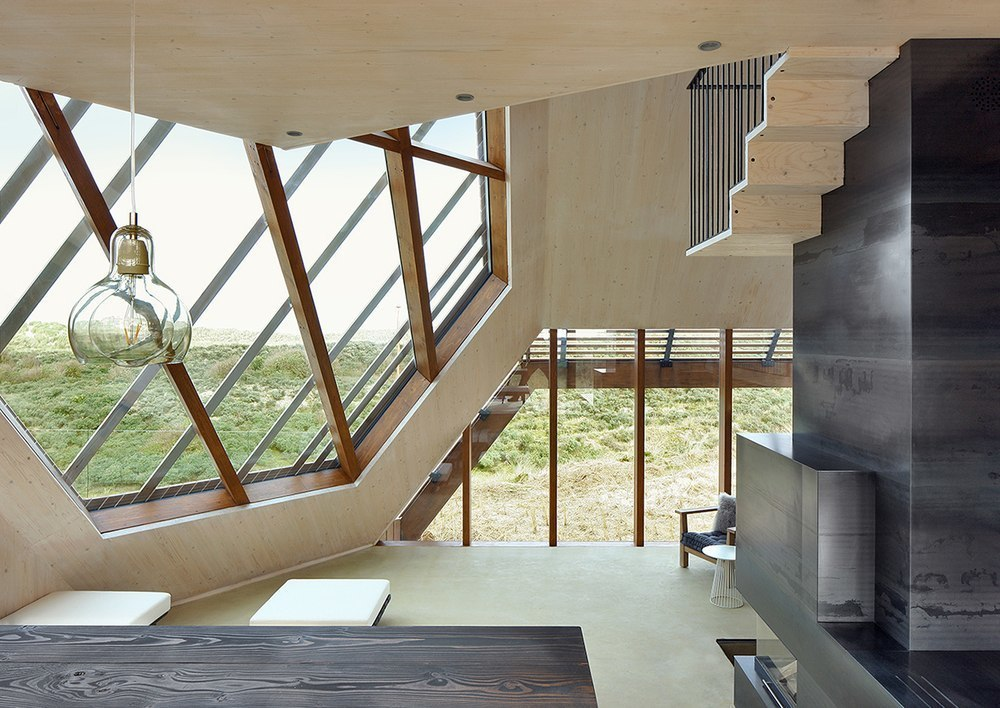 Dune House by Marc Koehler Architects.