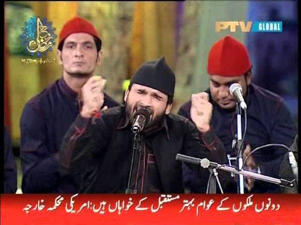 SHAH E MARDAN ALI - ALI ALI ALI --Shahbaz Hussain Fayyaz Hussain Qawwal