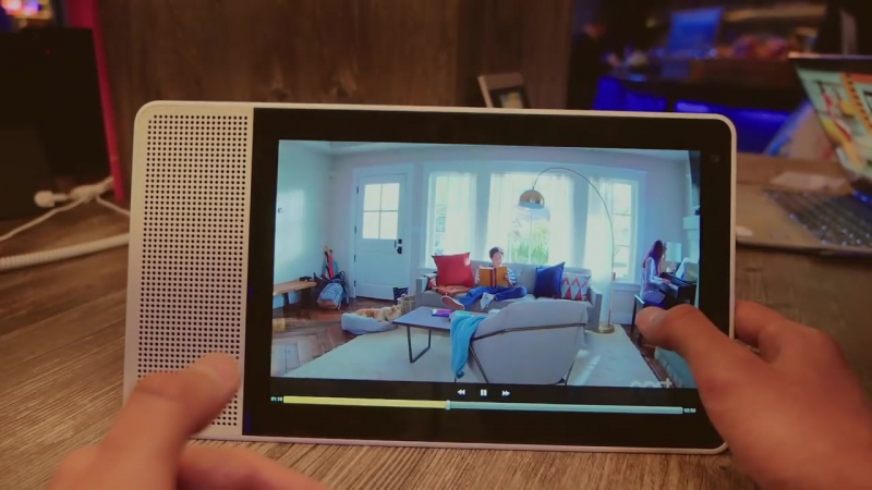 Google Lenovo Smart Display - ГАДЖЕТ выставки! _ CES2018