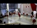 Детская танцевальная студия Радуга - танец Девчата