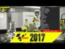 MotoGP 17 PS4 - Twitch Stream 360