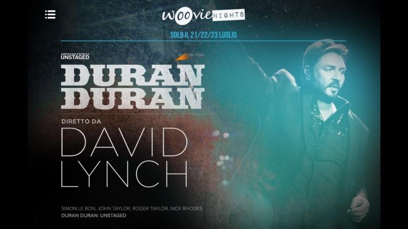 Duran Duran - Unstaged (2015)