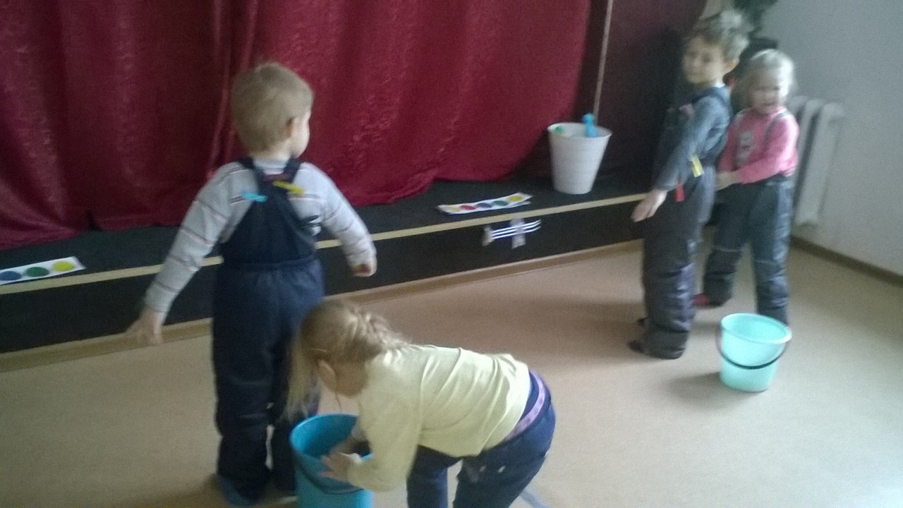 Интерактивная игра «Новогодний переполох» для детей старшей группы