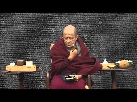 Why the Prince Left the Palace?   Talk by Dzongsar Khyentse Rinpoche   17th Dec, 2017   New Delhi