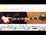 Patrice Rushen - Forget Me Nots Bass Line wtabs and standard notation