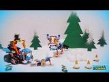 Новый Год с LEGO BOOST!