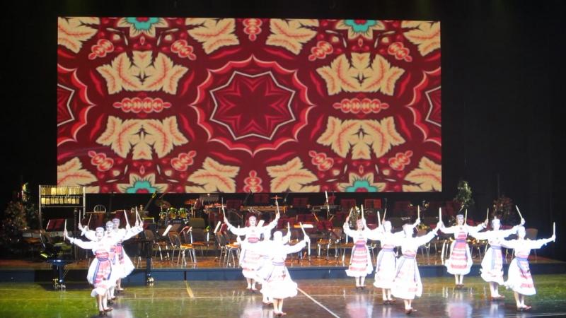 Танец Барабанные палочки Руководитель Анна Григорьевна Ищенко