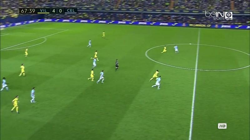 Villarreal vs Celta 16.10.2016 2nd half LaLiga 720p