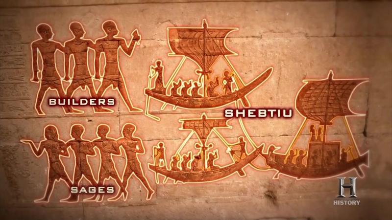 Ancient Aliens S09 E01 Pyramids of Antarctica