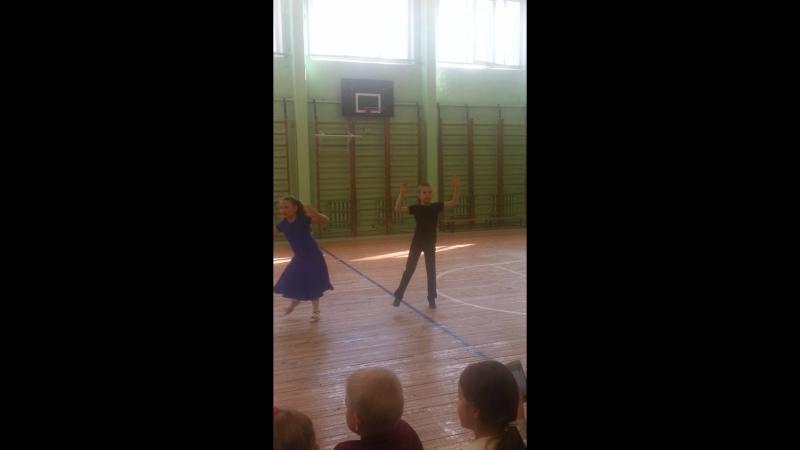 Открытый урок по танцам 16 05 2018г ч 7