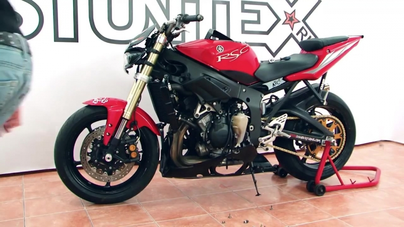 Замена Антифриза - Охлаждающей Жидкости на Мотоцикле от Stuntex