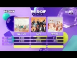 NCT 127 - No. 1 @ The Show 180327