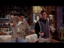 Friends |4х12| Джо и Чендлер выиграли квартиру