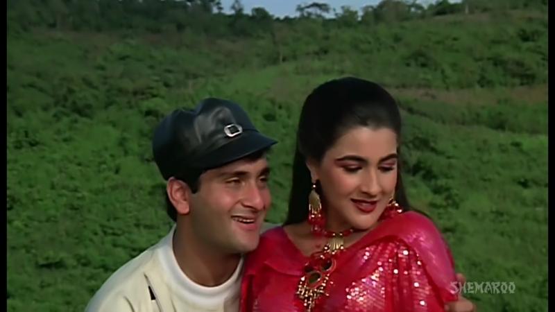 Hansta Chehra Hansti Aankhein Shukriya Song Rajeev Kapoor Amrita Singh S