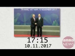 Владимир Путин-инопланетянин!