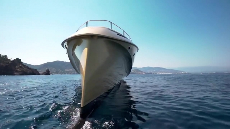 Роскошная супер яхта Khalilah