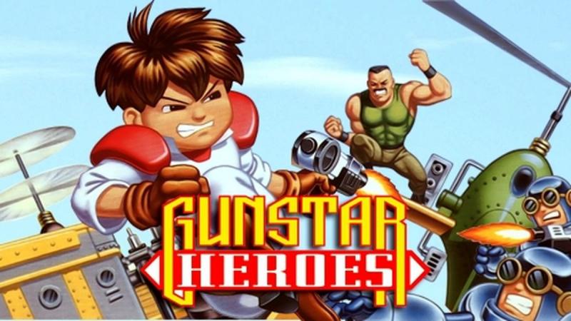 Стрим Gunstar Heroes
