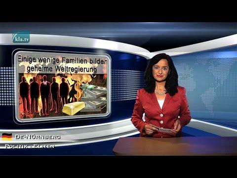 Einige wenige Familien bilden geheime Weltregierung | 14.08.2016 | www.kla.tv/8821