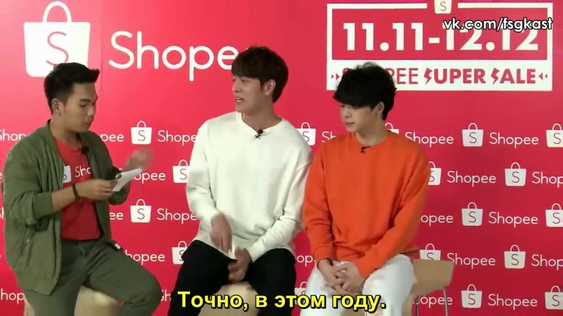 [FSG KAST] GOD and BAS INTERVIEW ABOUT SS2 2Moons AND GLOBAL FANS 2017-12-14 рус.суб