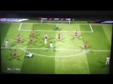 Первый гол в Fifa18
