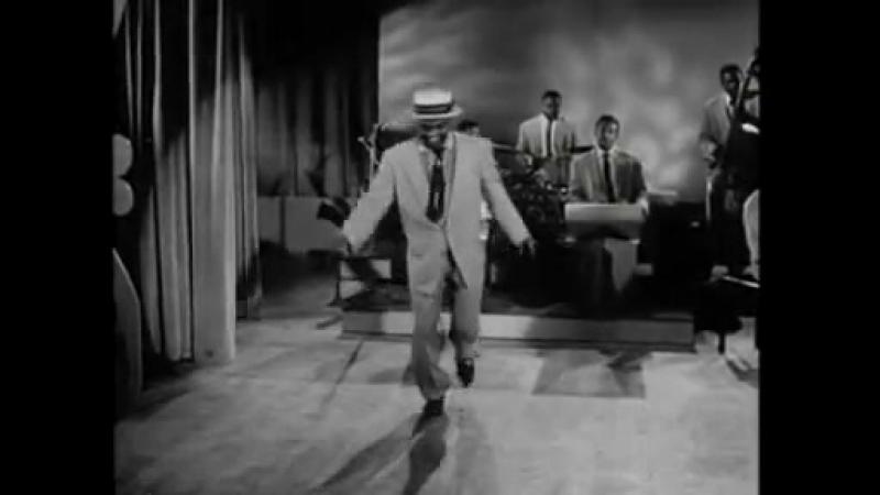 Bill bailey - the first moonwalk (the apollo theatre, new york, 1955)