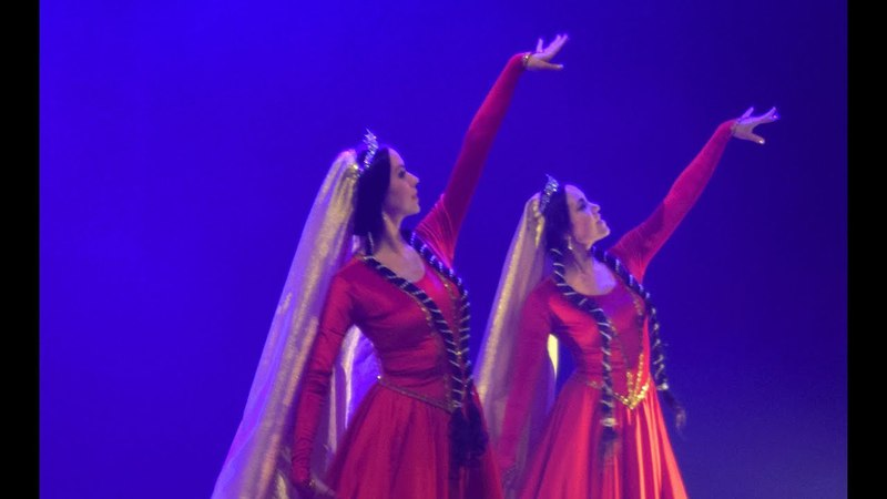 Uzum Reqsi | Azerbaijan dance / Azərbaycan rəqsi with the Parvaz Dance Ensamble, Sweden 2016