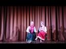 Сцена из пьесы А.Н.Островского Гроза. 10а класс