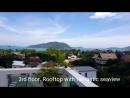 Апартаменты с видом на море, 3 спальни, Раваи.