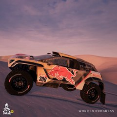 "Dakar Rally Official Game on Instagram: ""Sometimes we really need to take a look around to get our bearings straight... It's easy to get lost in th..."