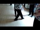 Аргентинское танго Вариация под счёт 5 6 части