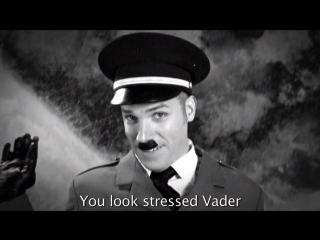 Hitler vs Vader