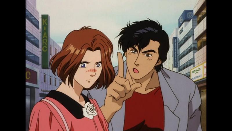 Городской охотник(спецвыпуск первый)(City Hunter:The Secret Service) (RUS озвучка) (аниме эпичное, комедия, криминальный боевик)